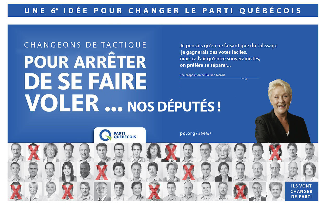 a history of the parti quebecois in canada Template:infobox quebec political party the parti québécois (french: parti québécois, pq pronounced: [paʁti kebekwa]) is a sovereignist provincial political party in quebec in canada the pq advocates national sovereignty for quebec involving independence of the province of quebec from canada and establishing a sovereign state.